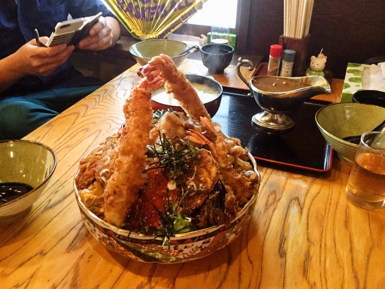 そば処 若松屋(料理)