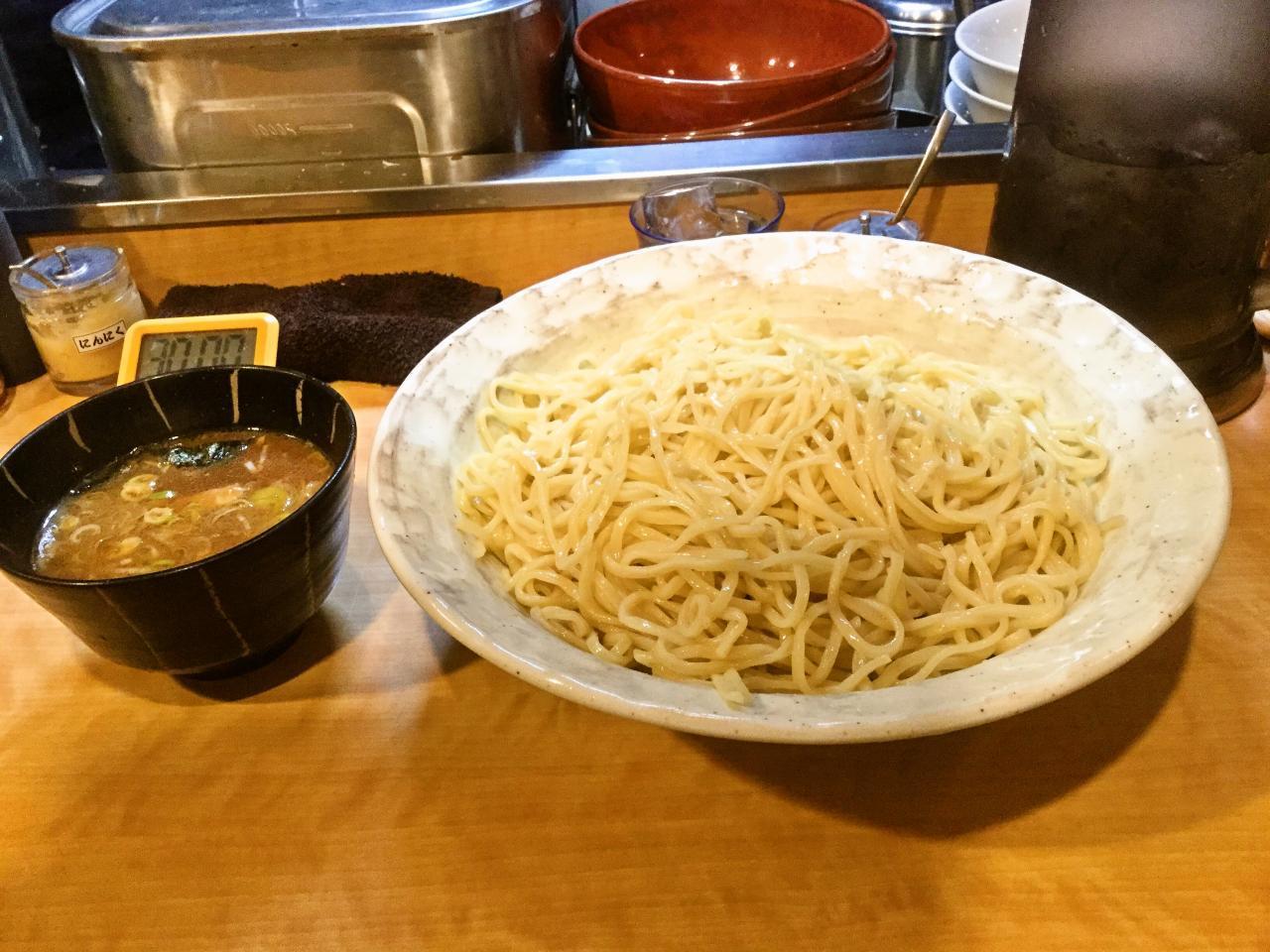 麺場 七人の侍(チャレンジ)