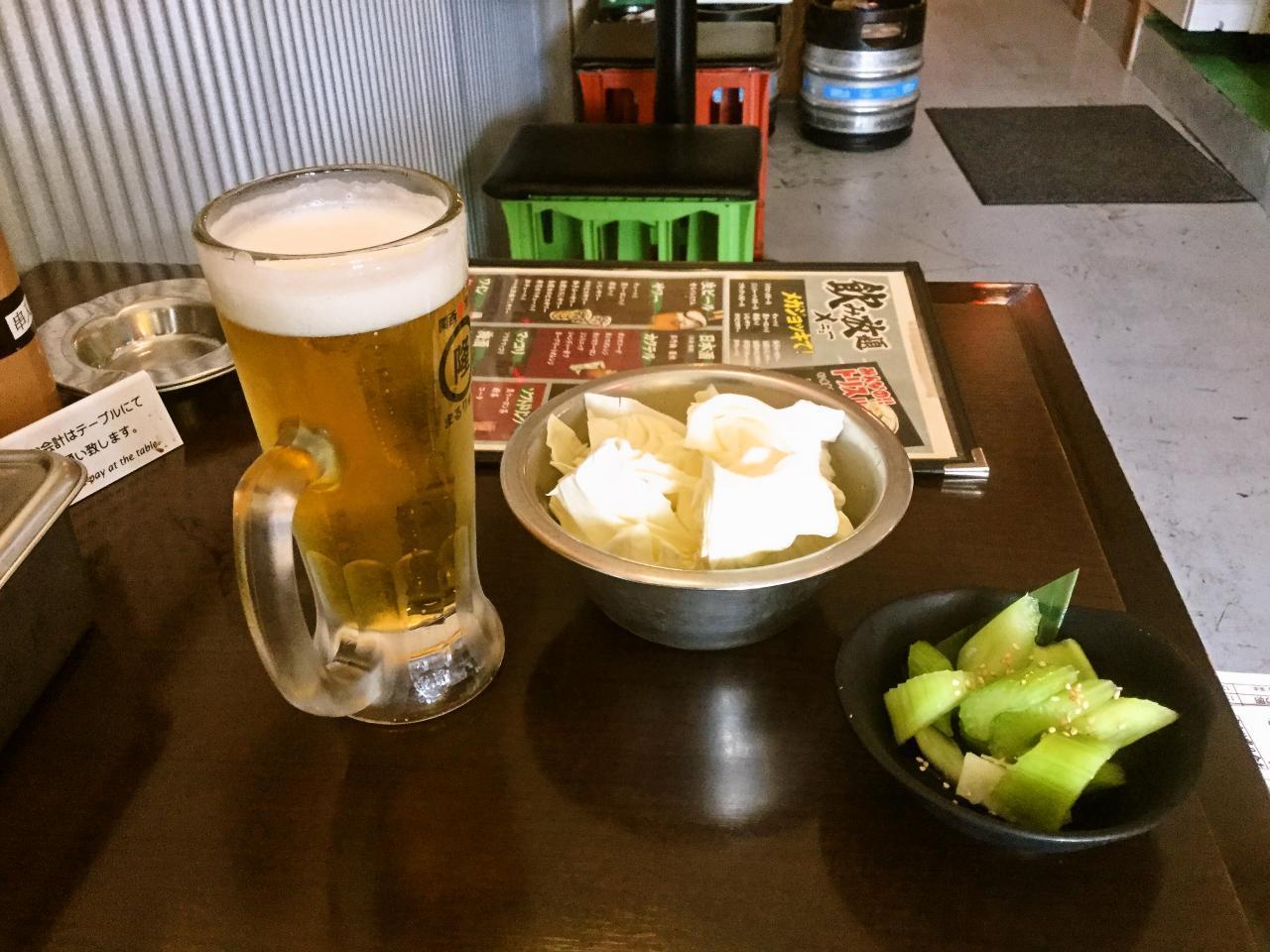 関西串カツまるりゅうたまプラーザ店(食べ放題)