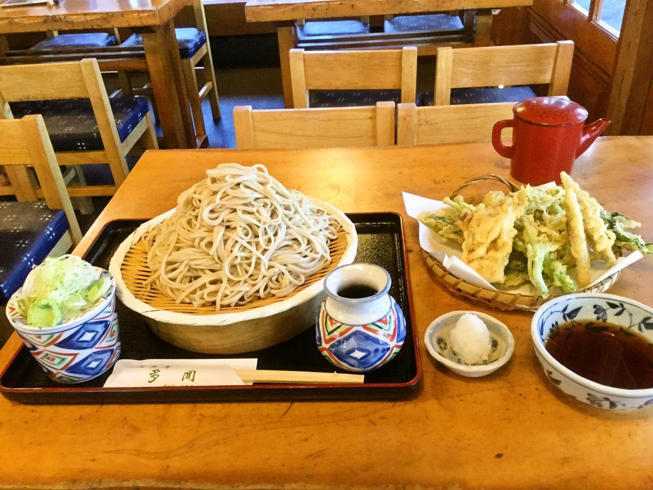 多聞(料理)