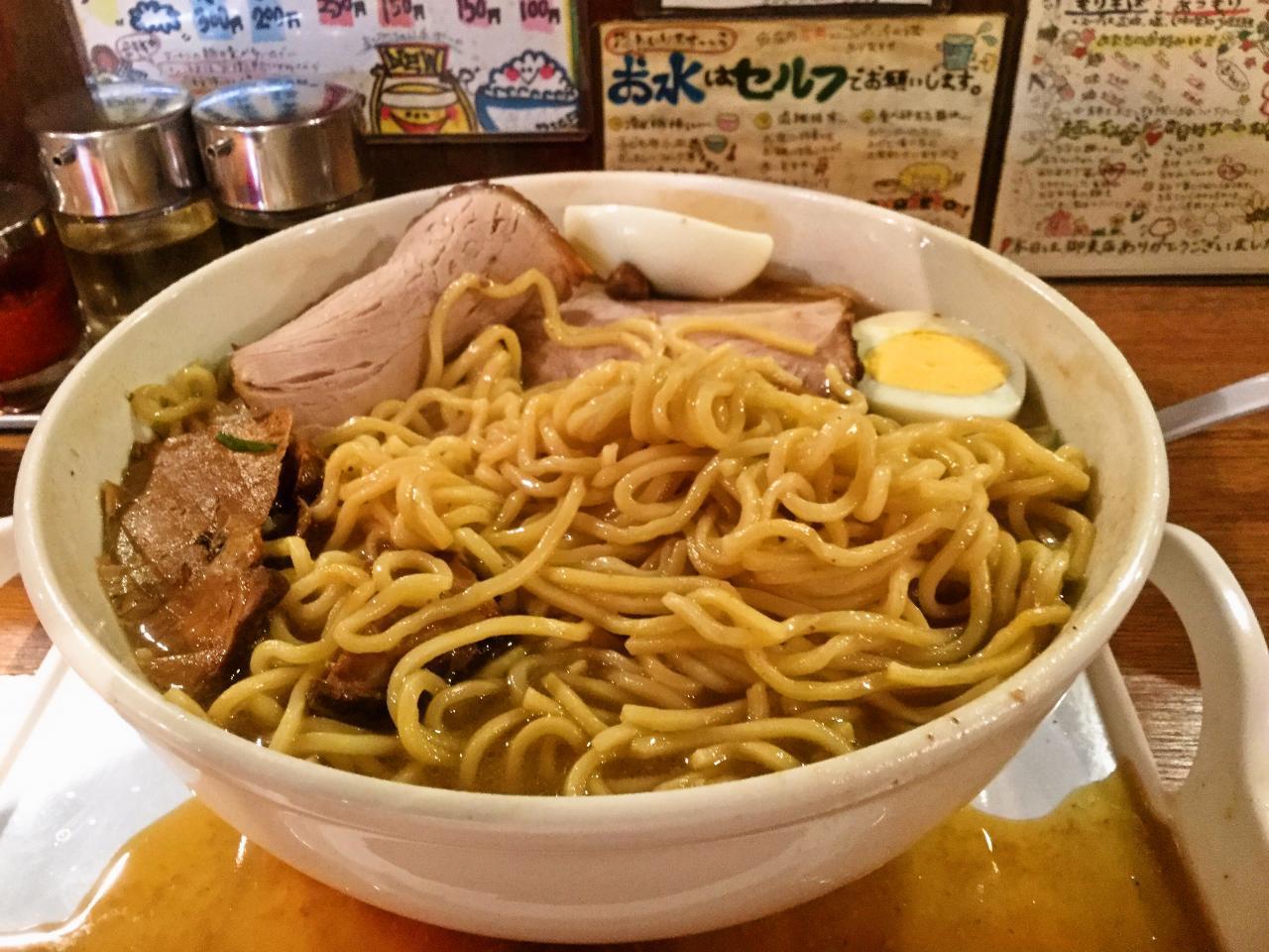 麺処みっちゃん(ラーメン)