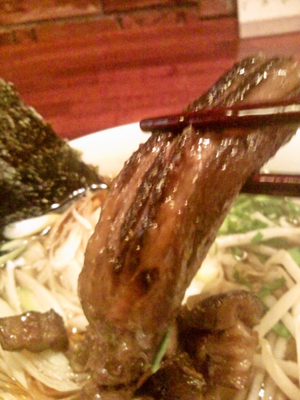 台湾創作料理 公(特製坦々麺)
