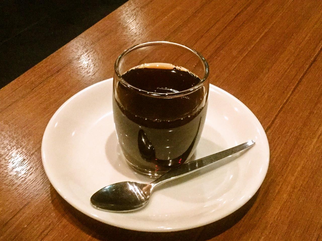 ゆにおん食堂(アイスコーヒー)