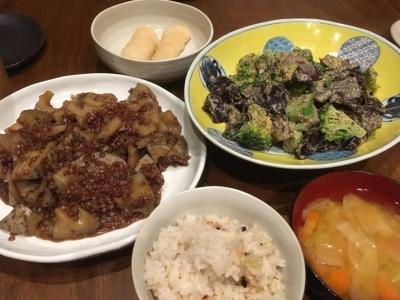 118夕食