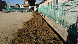 20116秋の校内整備