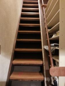 あけあて最終階段