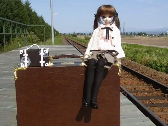 富良野 学田駅14