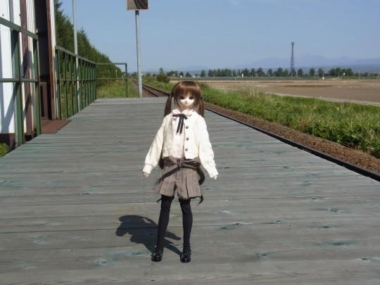 富良野 学田駅07