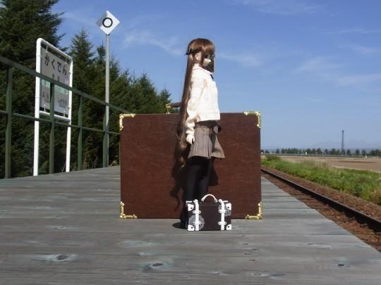富良野 学田駅13