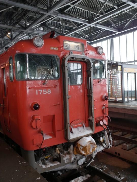 朱い電車12