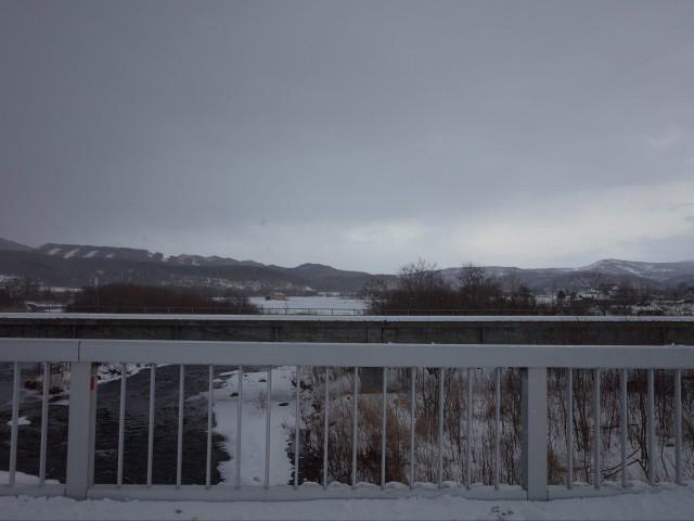 信砂川鉄橋