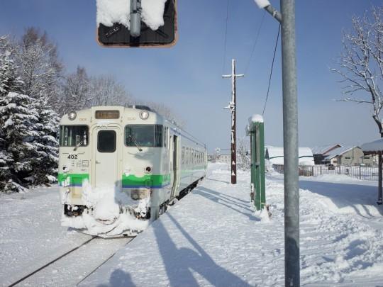 新十津川駅08