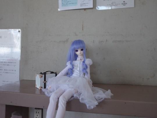 塩狩駅17