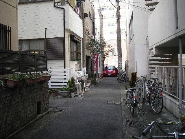 兵庫古書会館前の路地201611