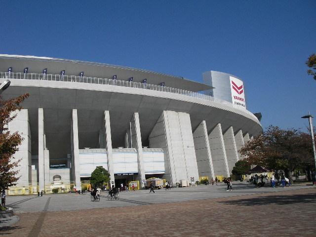 ヤンマースタジアム20161105