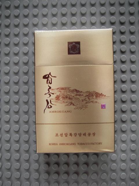 北朝鮮煙草201610-1