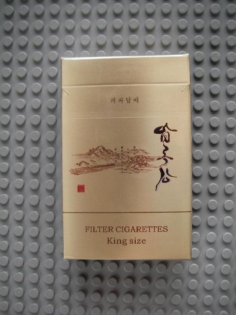 北朝鮮煙草201610-2