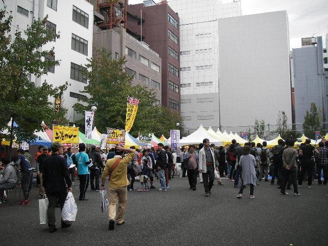 神田カレーグランプリチャンピオンズフェスティバル2016会場-1