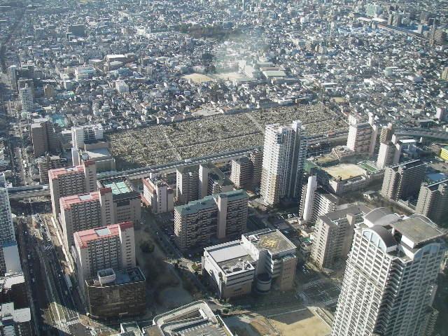 大阪市設南霊園