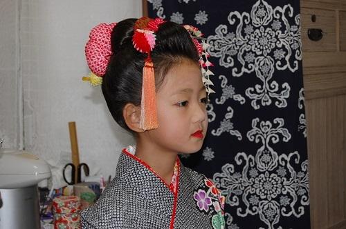 七五三 新日本髪03