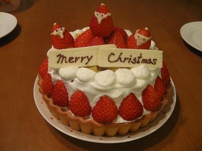 16クリスマスケーキ1