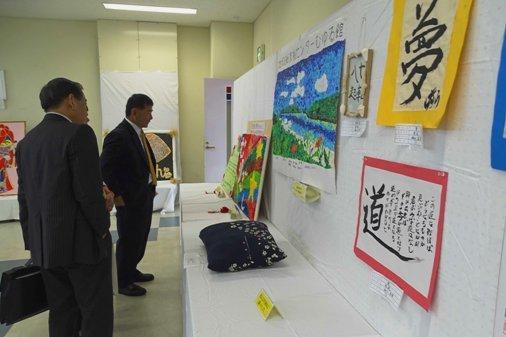 漢那副市長・作品展 DSC00981