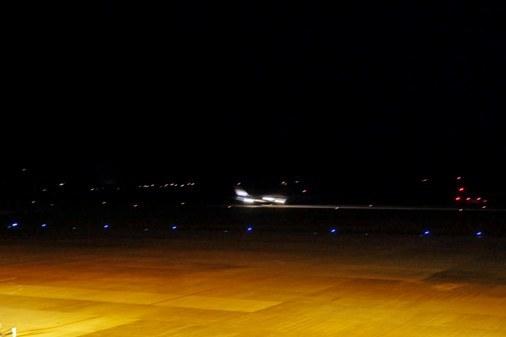 帰島-着陸 P1060981