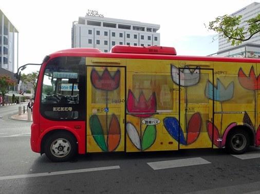 那覇路線バス② DSC06014