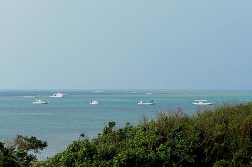 沿岸ダイビング船 P1070370