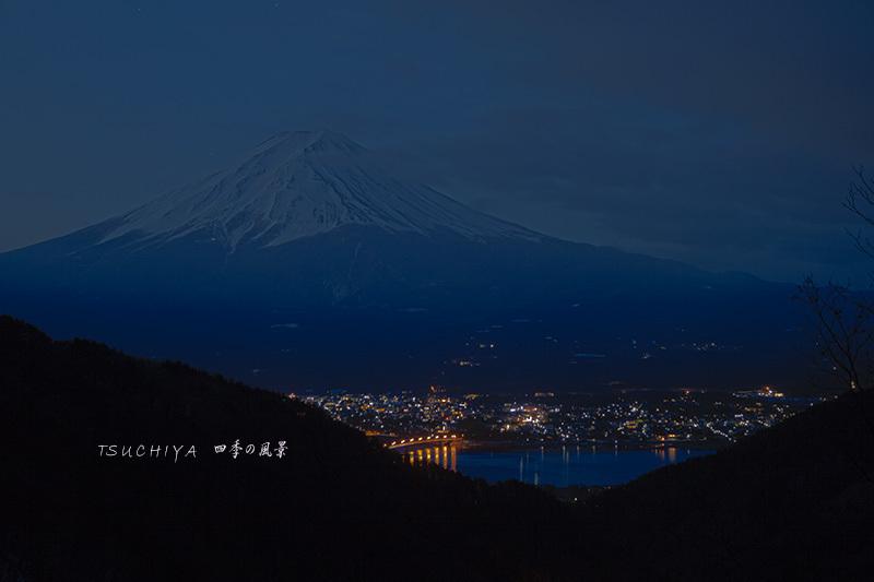 HDR 富士山