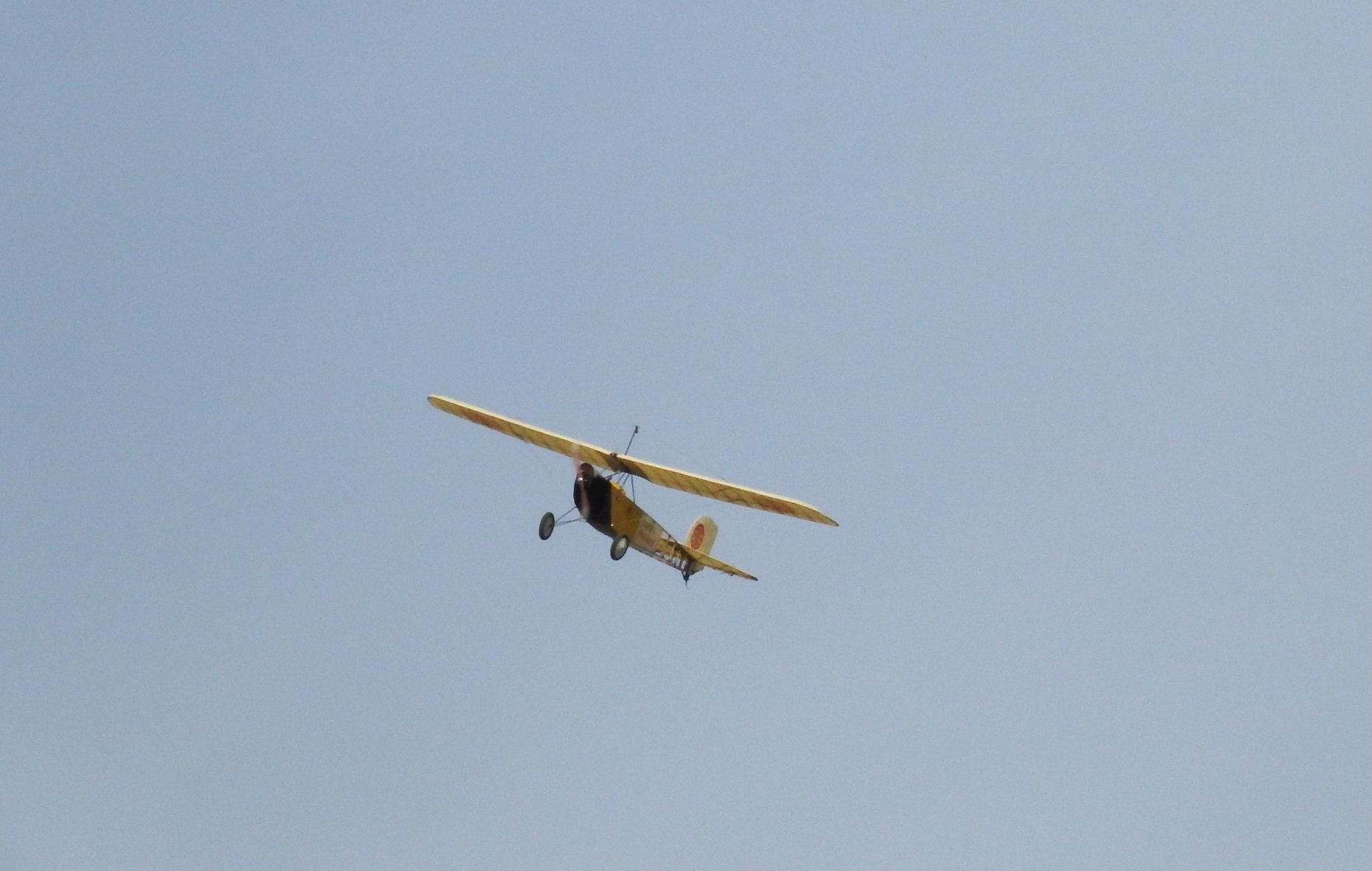 クラッシック飛行機