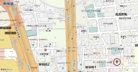 サクセスビル地図