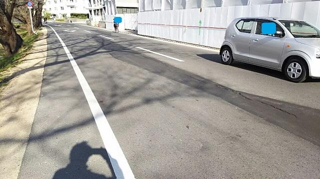 161207 旭川左岸、衛生会館前③ ブログ用目隠し