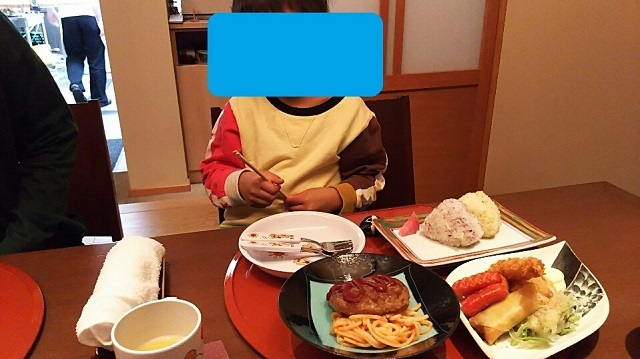 161214 ひかり にて② ブログ用目隠し