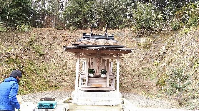 161215 サムハラ神社奥の院③ ブログ用