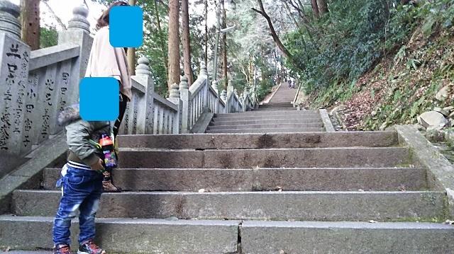 170111 金刀比羅宮⑦ ブログ用目隠し