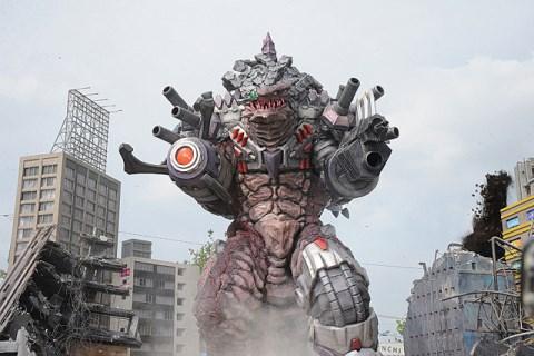奇機械怪獣 デアボリック