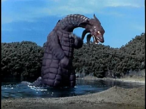 長頸怪獣 ロングネック