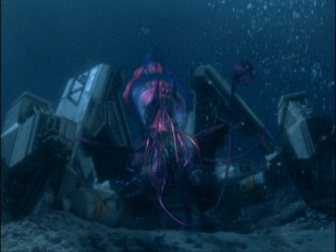水棲生命体 スヒューム