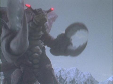 宇宙海獣 レイキュバス