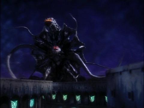 超空間波動怪獣 クインメザード