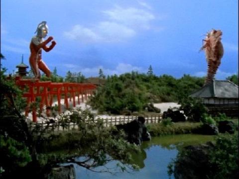 ウルトラセブン vs ビラ星人