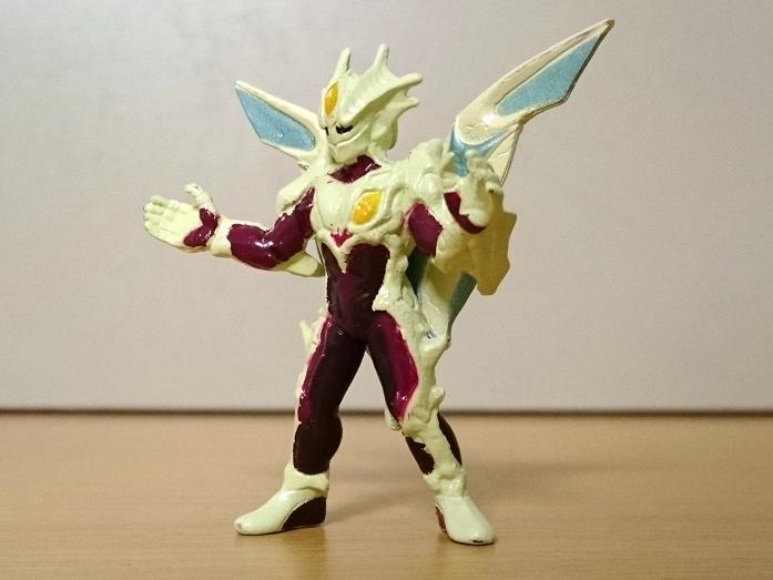 ウルトラマンティガ怪獣 ティガモンスター超全集 キリエロイドⅡ0
