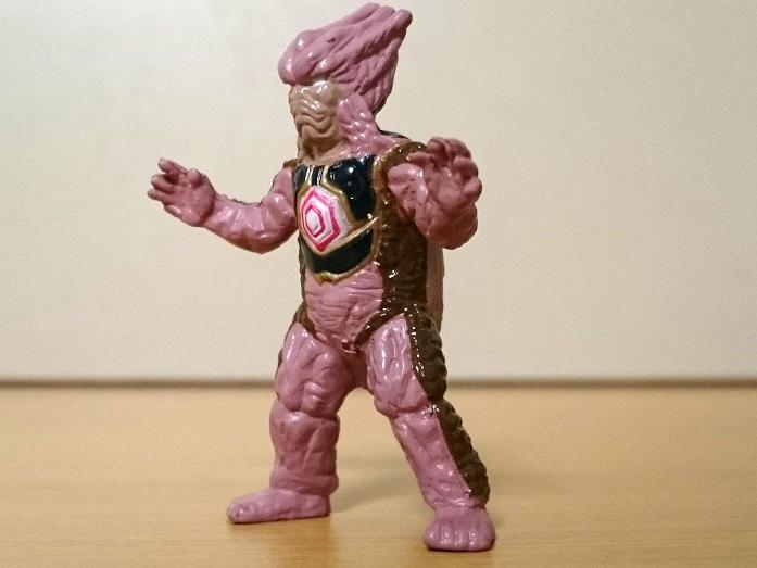 ウルトラマンティガ怪獣 ティガモンスター超全集 オビコ0