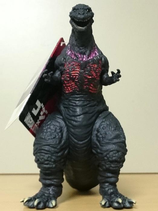 ムービーモンスターシリーズ シン・ゴジラ USJ限定放射熱線カラー0