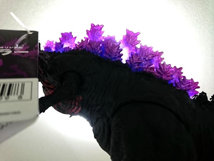 ムービーモンスターシリーズ シン・ゴジラ USJ限定放射熱線カラー4