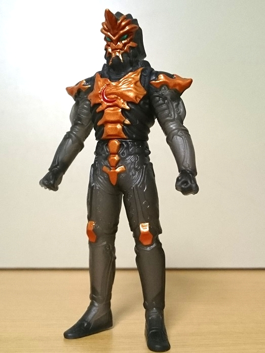 プレイヒーロー ウルトラマン対決セット ジャグラスジャグラー