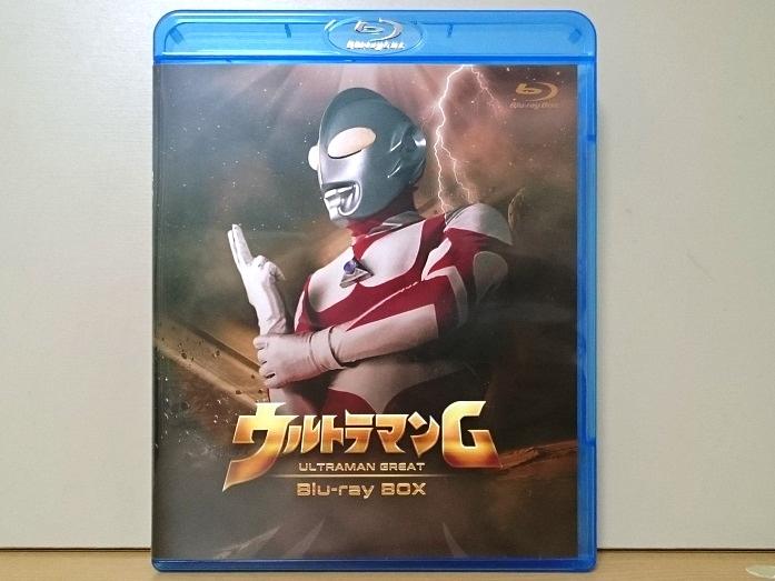 ウルトラマングレート Blu-ray BOX