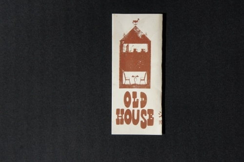 OLD HOUSE ①