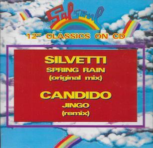 SILVETTI : CANDIDO「SPRING RAIN : JINGO」